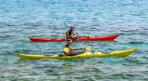 Vuelta a fuerteventura kayak