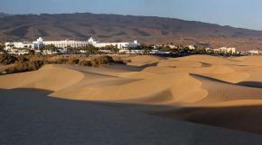 Maspalomas playa del ingles weather november