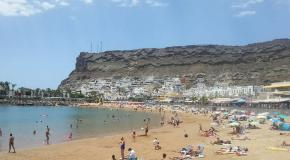 Weather gran canaria august
