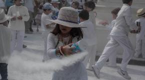 Carnival los indianos in santa cruz de la palma