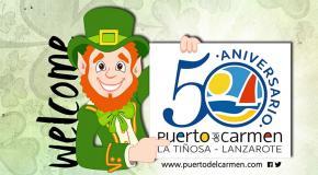 St patricks day puerto del carmen lanzarote 2017
