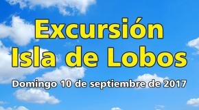 Excursion lanzarote to los lobos 2017
