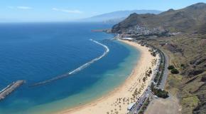 Las teresitas beach 508