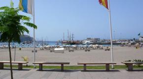 Los cristianos beach 508