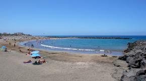Playa troya beach
