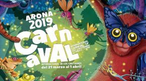 Carnival los cristianos 2019