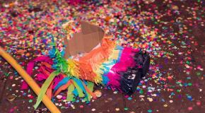 Carnival tacoronte pinata chica