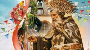 Fiesta san antonio abad arona