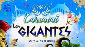 Los gigantes carnival 2019
