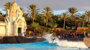Siam park surf competition 2018