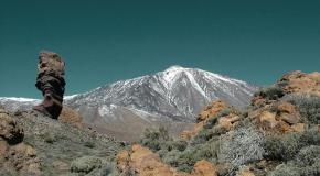 Teide tenerife winter