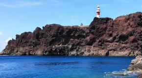 Punta de teno lighthouse tenerife