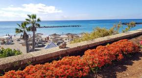 Tenerife beautiful beaches del duque