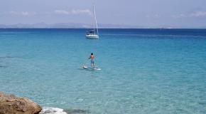 Ses illetes formentera best beach spain
