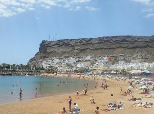 August weather gran canaria
