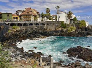 Tenerife in april