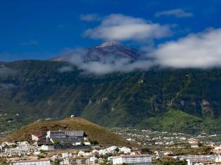 Tenerife weather march canary islands